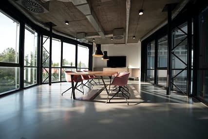 Office Interior - Home - Our Work