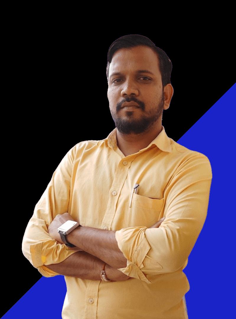 Ganesh Ghule - Partner and Design Head